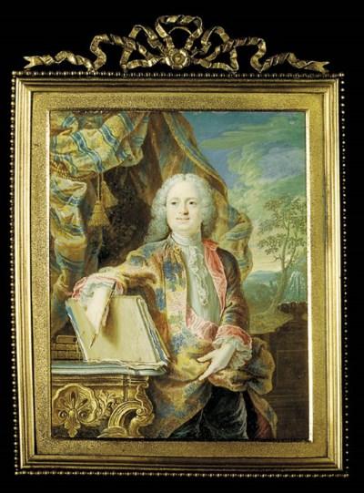 FRENCH SCHOOL, CIRCA 1730