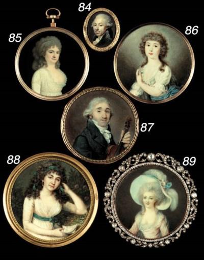 GRAFF (FL. C. 1790-1810)