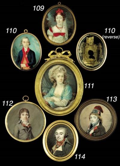 CHARLES-PIERRE CIOR (1769-1840