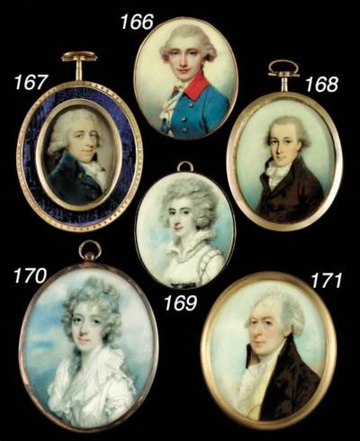 THOMAS HAZLEHURST (1740-1821)