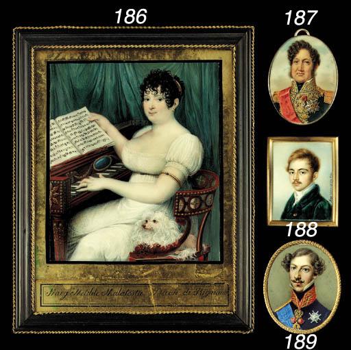 ANGELO VACCA (1783-1823)
