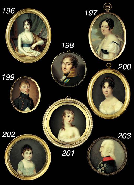 GIOVANNI DOMENICO BOSSI (1765-