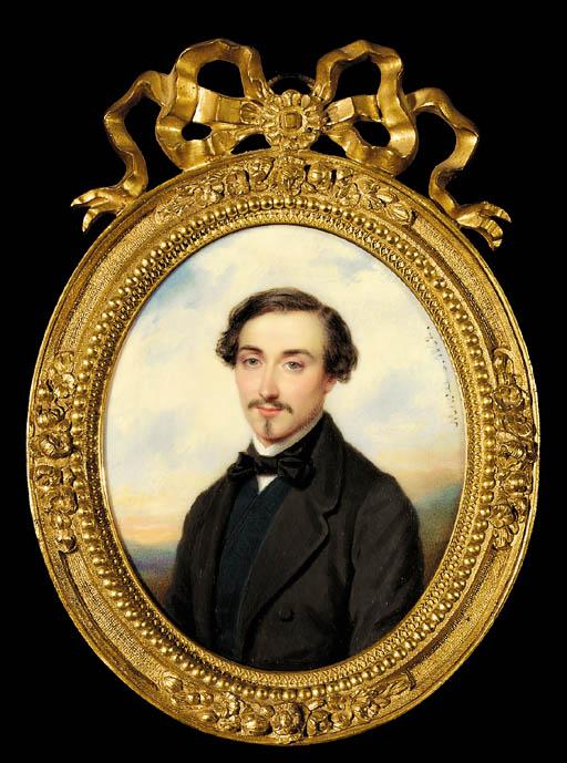 FRANÇOIS MEURET (1800-1887)