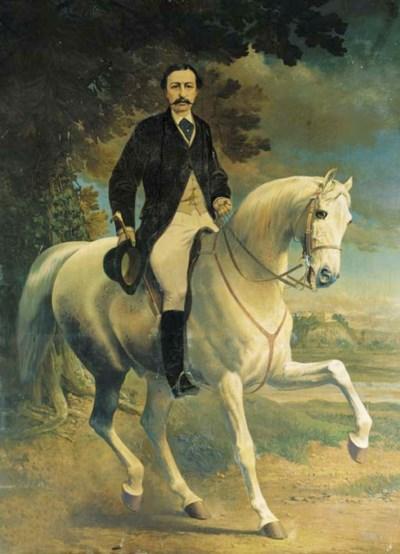Alfred F. de Prades (fl. 1844-