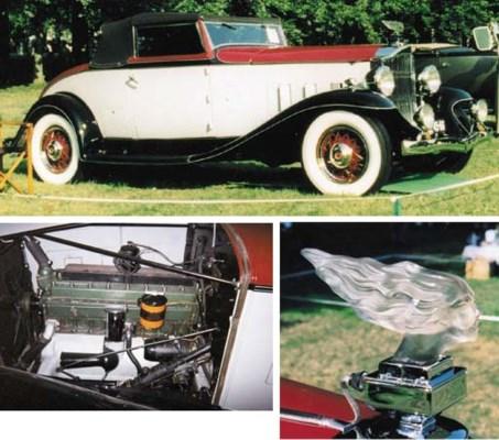 1932 PACKARD MODEL 900 'LIGHT
