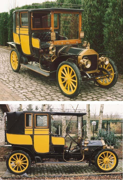 1906 WOLSELEY-SIDDELEY 25HP TH