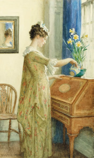 William Henry Margetson (1861-