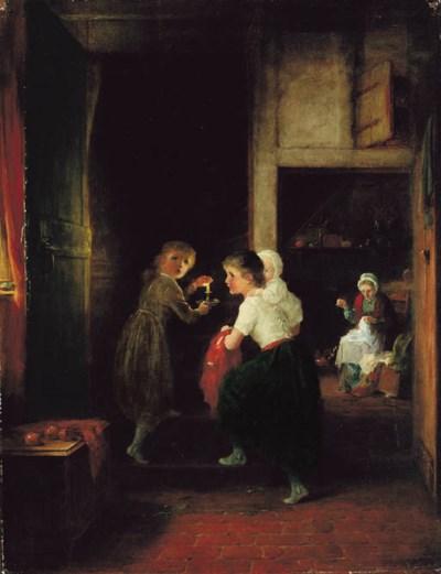 Frederick Daniel Hardy (1826-1