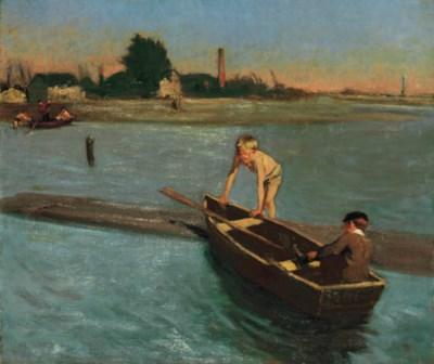Albert Ludovici, Jun. (1852-19