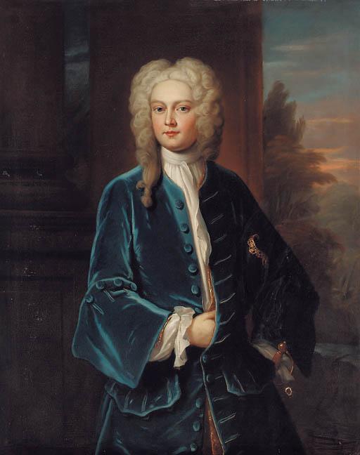 John Fayram (fl.1713-1743)