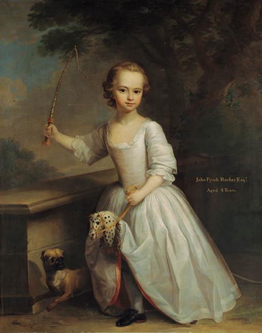 Thomas Hudson (1701-1779)