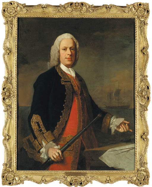 Attributed to Allan Ramsay (17