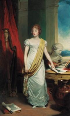 Sir Martin Archer Shee, P.R.A.