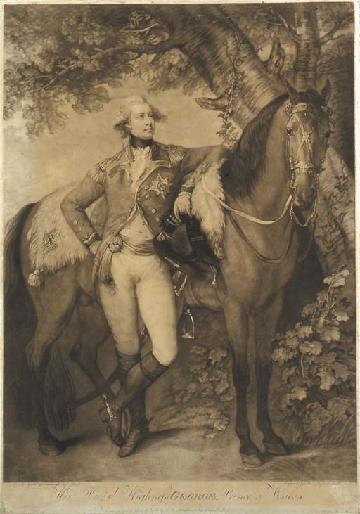 After Thomas Gainsborough, R.A