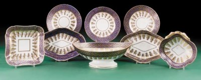 A Coalport (John Rose) part de