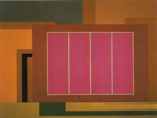 Peter Halley (B. 1953)