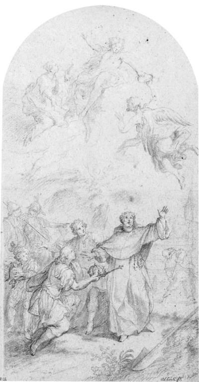 Arnould de Vuez (1644-1720)