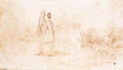 Antoine Watteau (1684-1721)