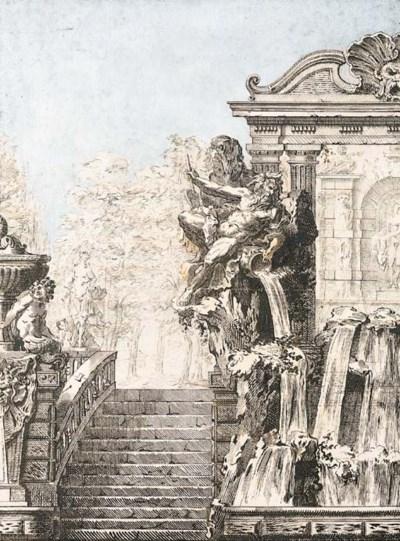 Gilles-Marie Oppenord (1672-17