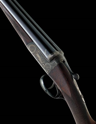 A LIGHTWEIGHT 12-BORE 'UTILITY