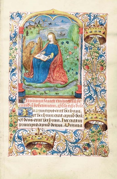 BOOK OF HOURS, use of Langres,