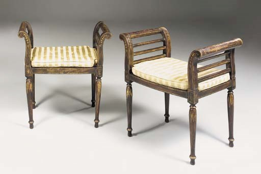 A PAIR OF SIMULATED-ROSEWOOD A