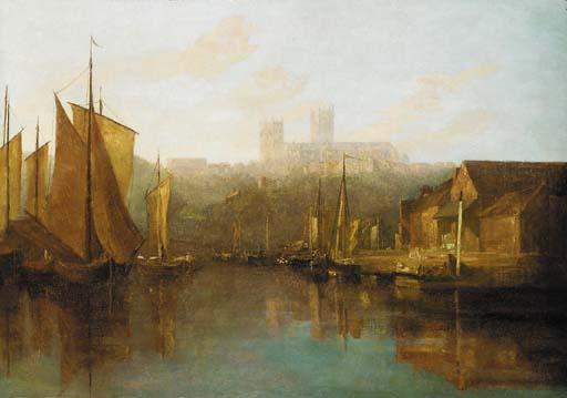 Peter de Wint (1874-1849)