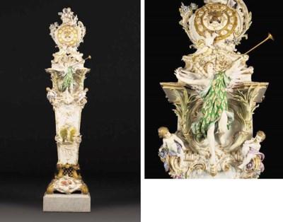 A magnificent German Rococo or