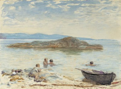 William McTaggart, R.S.A., R.S