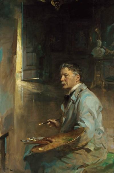 Sir James Guthrie, P.R.S.A. (1