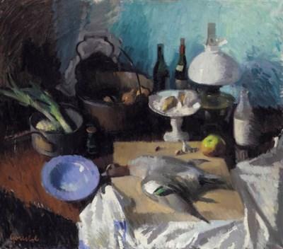 Alexander Goudie (b. 1933)