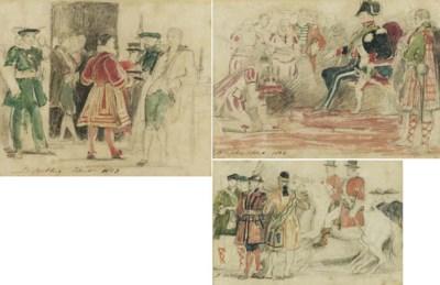 Sir David Wilkie, R.A. (1785-1