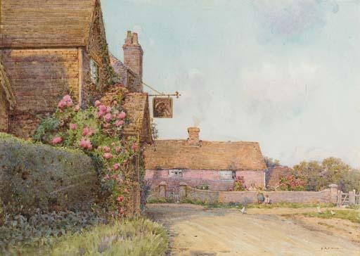 Ernest Arthur Rowe (1863-1922)