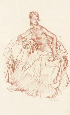 Sir William Russell Flint, R.A