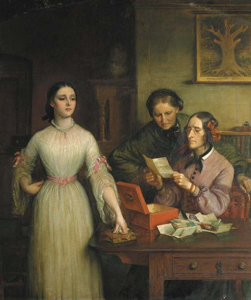 Charles West Cope, R.A. (1811-