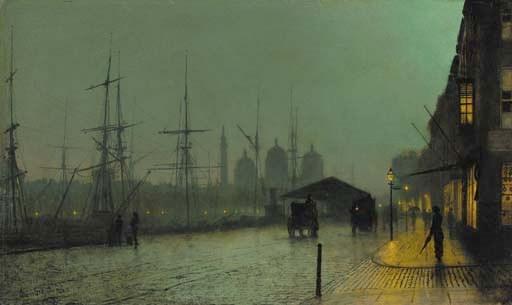 John Atkinson Grimshaw (1836-1