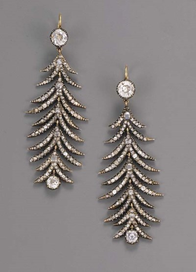A pair of attractive late 18th