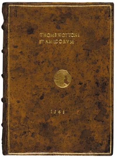 EDWARD VI (1537-53) -- CHURCH