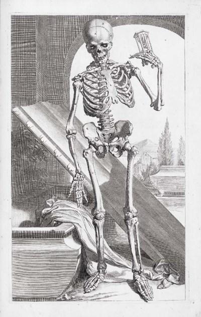 BIDLOO, Govard (1649-1713). An