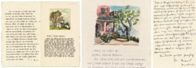 HESSE, Hermann (1877-1962). A series of 18 autograph letters