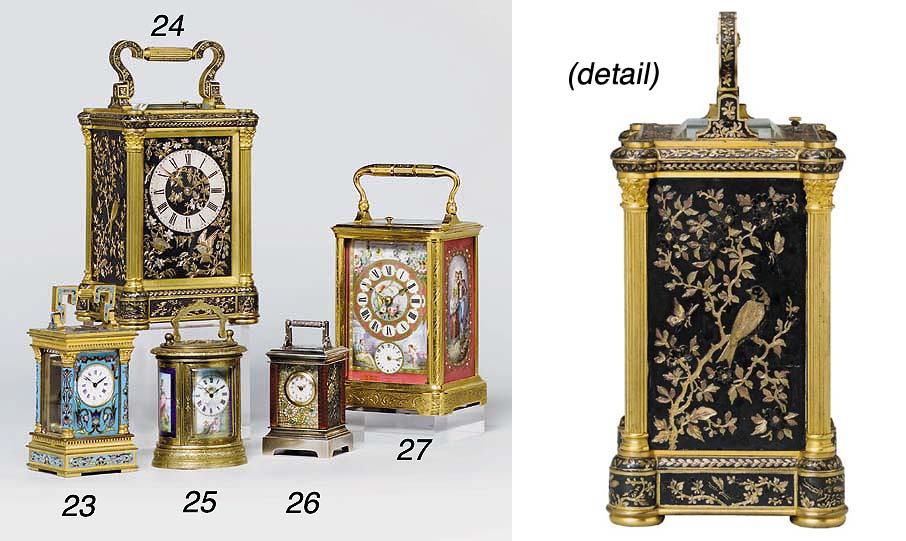 A French two-tone gilt, silver