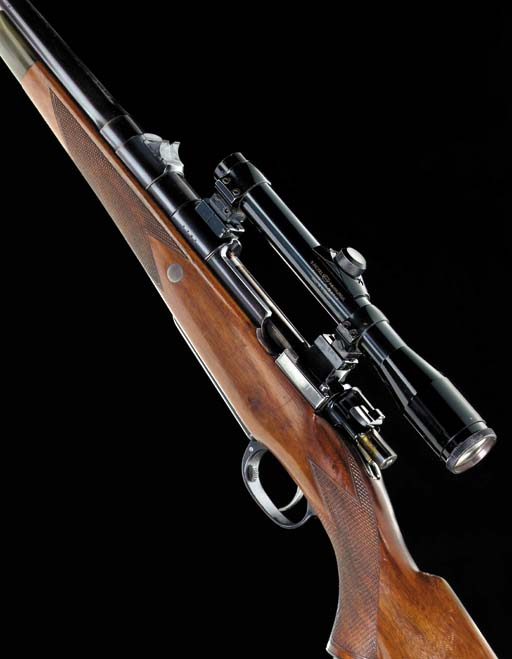 A .416 (RIGBY) MAGNUM MAUSER SPORTING RIFLE BY J. RIGBY, NO. 5791