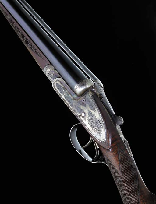 A 16-BORE (2¾IN) SIDELOCK EJEC