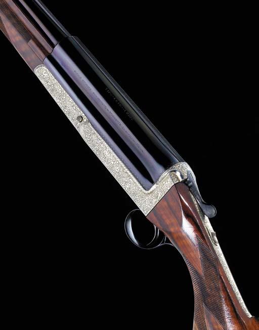 A FINE DE-LUXE COSMI 20-BORE (2¾IN) 'TIPPO-EXTRA-LUSSO' SELF-LOADING SHOTGUN, NO. 1430