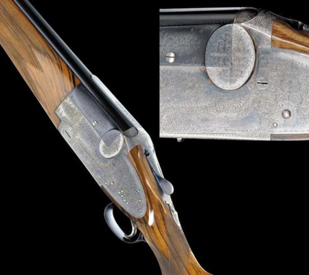 A 12-BORE SINGLE-TRIGGER OVER-