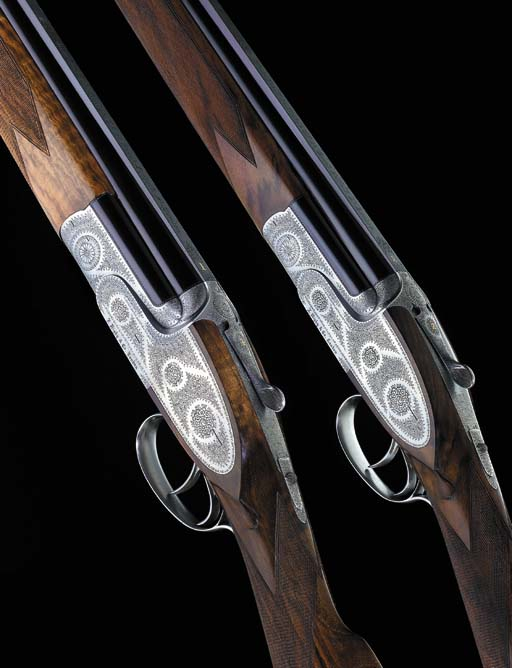 A FINE PAIR OF 20-BORE (2¾IN)