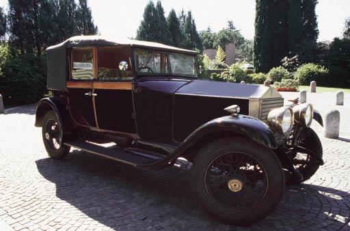 1923 ROLLS-ROYCE 20HP FOUR SEA