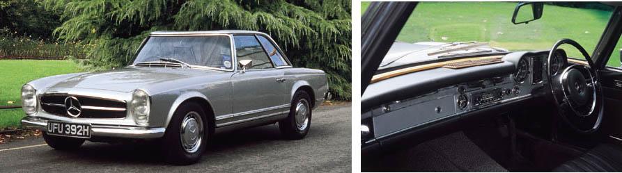 1968 MERCEDES-BENZ 280 SL ROAD