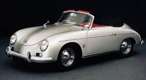 1957 PORSCHE 356A 1600 SUPER C