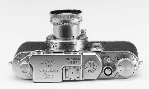 Leica IIIc Betriebsk no. 184